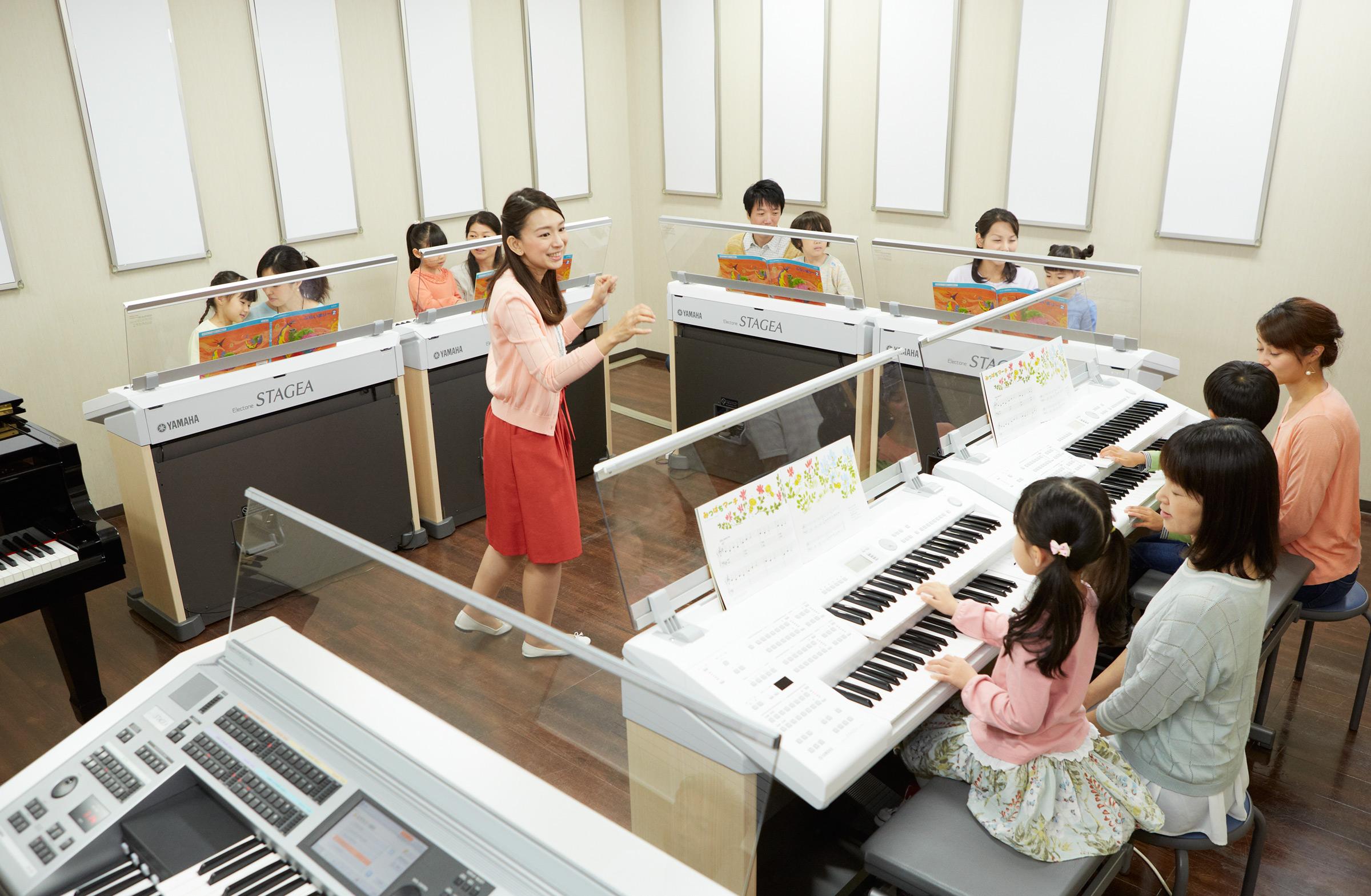 ヤマハ 音楽 教室 再開